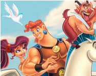 Hercules hidden objects Szuperh�s�s j�t�kok