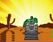 Hulk power game online j�t�k