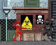 Power rangers red hot rescue online játék