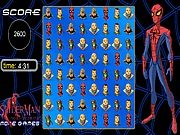 Spiderman icon matching Szuperh�s�s j�t�kok