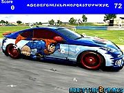 Superman car hidden alphabets játék